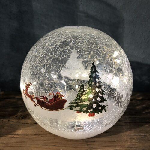 Beleuchteter LED Weihnachtsschmuck