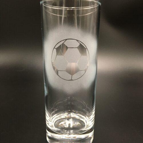 Wasser/Saftgläser Fußball